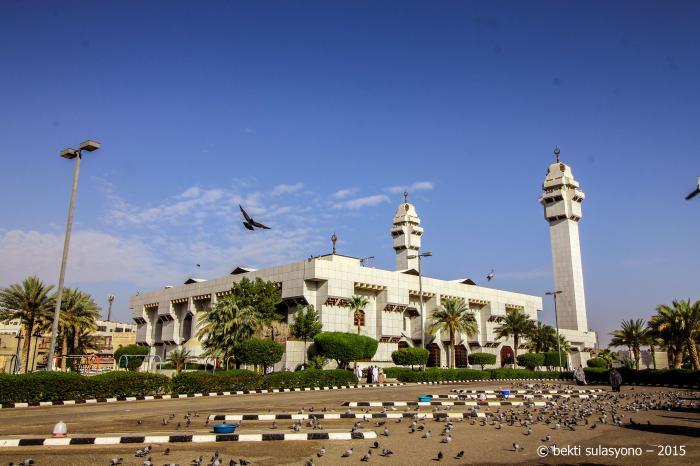 مسجد ام المؤمنين السيدة عائشة رضي الله عنها مكة المكرمة