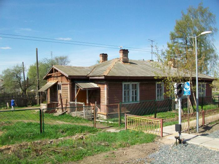 Железнодорожная станция Леонтьево – Октябрьский