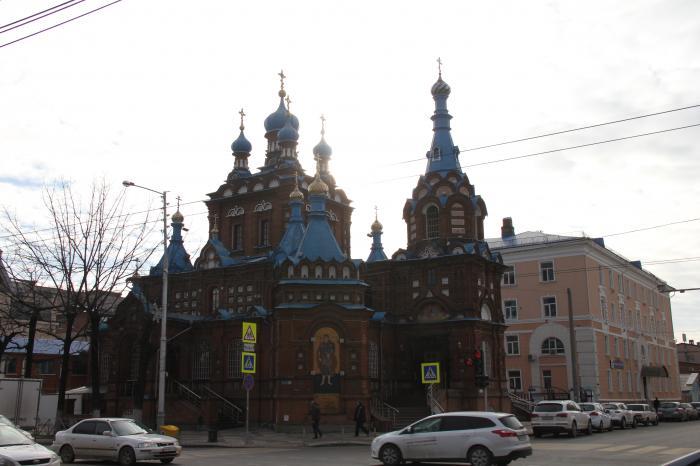 Храм Святого Георгия Победоносца - Краснодар