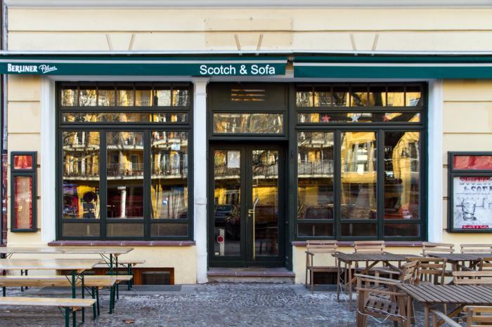 Kollwitzstra E 18 Berlin