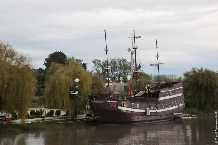 რესტორანი ძველი გემი