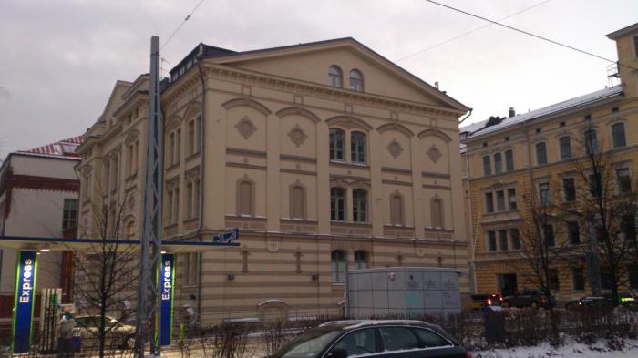 Helsingin normaalilyseo - Helsinki | koulu