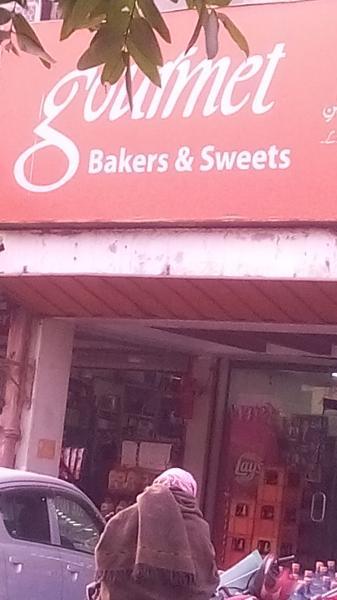gourmet bakers lahore