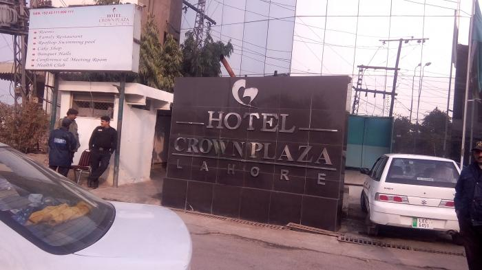 Image result for Hotel Crown Plaza Lahore