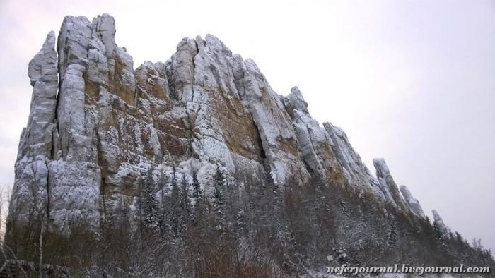 Ленские столбы: геологическая аномалия в Якутии / Travel.ru ... | 394x700