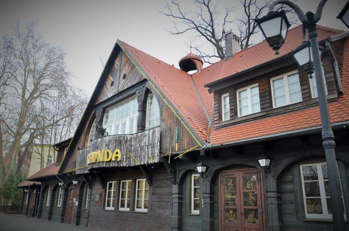Eishaus opole restaurant Haus opole