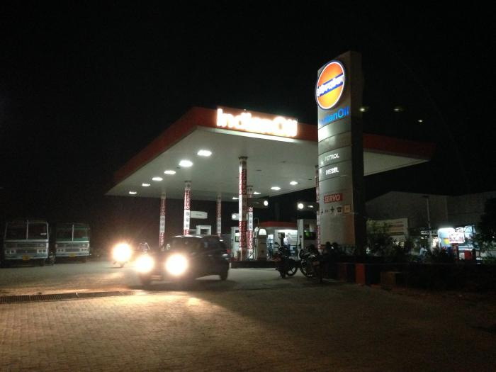project report of retail outlet petrol pump