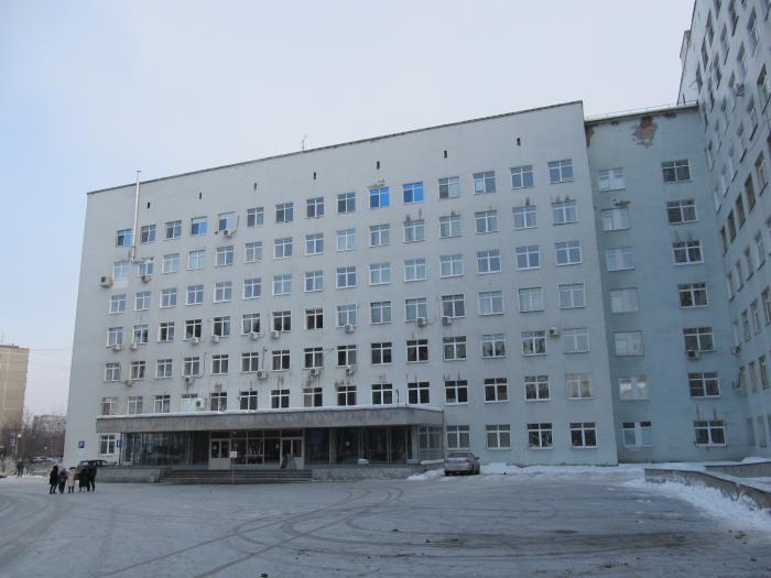 Инфекционной клинической больницы 4