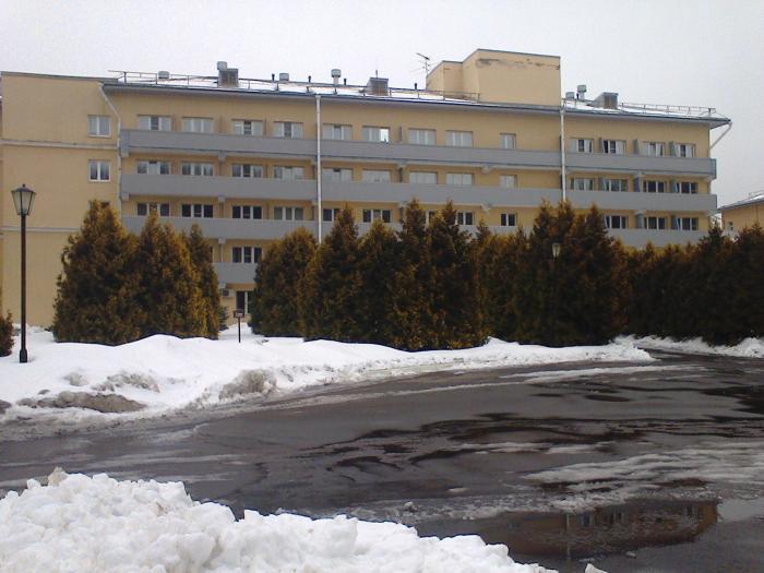 Детские частные больницы тверь