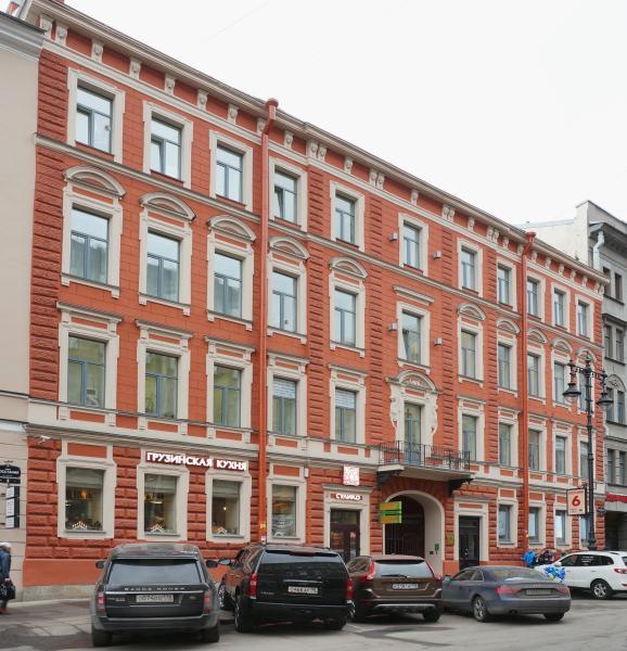 Ул восстания, 7 в городе санкт-петербург