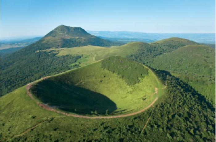 Villes Proches Du Mont Du Pilat Auvergne