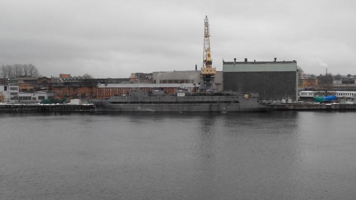 завод подводные лодки санкт-петербург