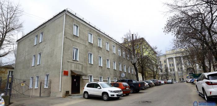 Детская областная клиническая поликлиника нижний новгород