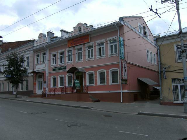Гостиницы в калуге на улице ленина