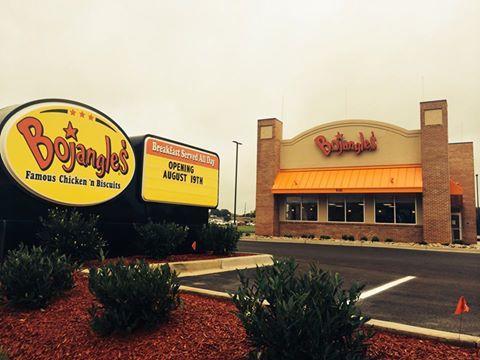 Fast Food Restaurant Bojangles