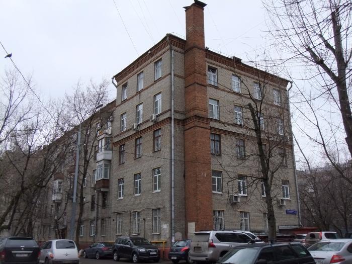 2-й балтийский пер