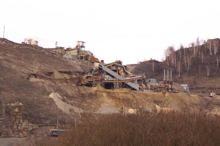 Магнитогорский щебеночный завод строительная компания квартал в Ижевске