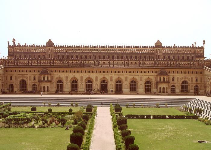 Imambara Main Building Bhool Bhulaiya Labyrinth Lucknow