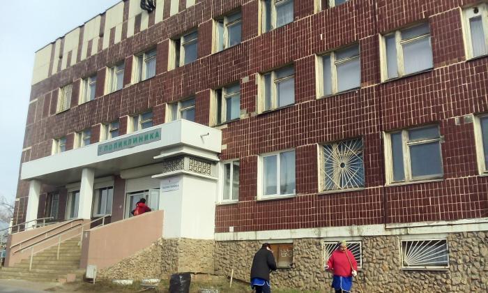 Больница им святого владимира загородное отделение