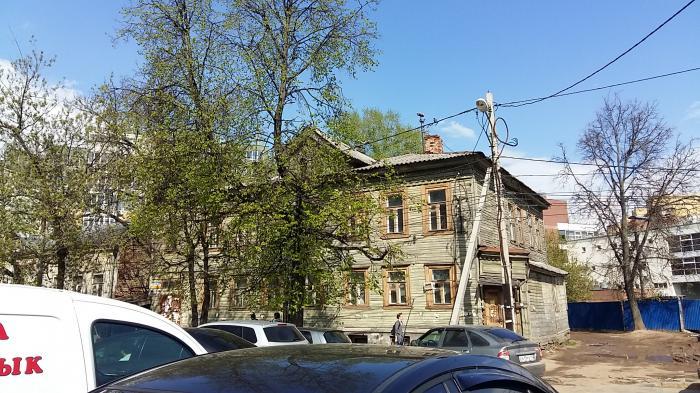 Продается двухкомнатная квартира в нижнем новгороде на улице костина в доме 6 к1 - мебель на кухне фото
