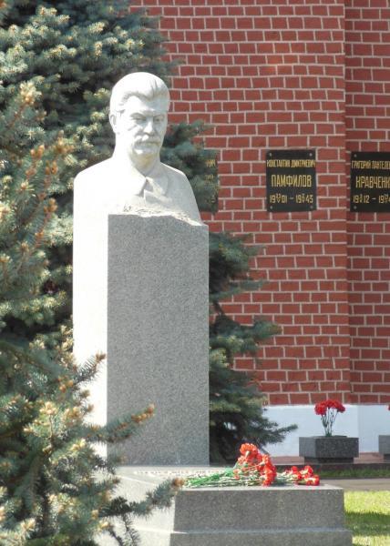 Joseph Stalin Grave Moscow