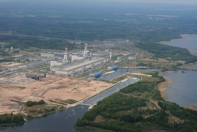 Liettuan ydinvoimala