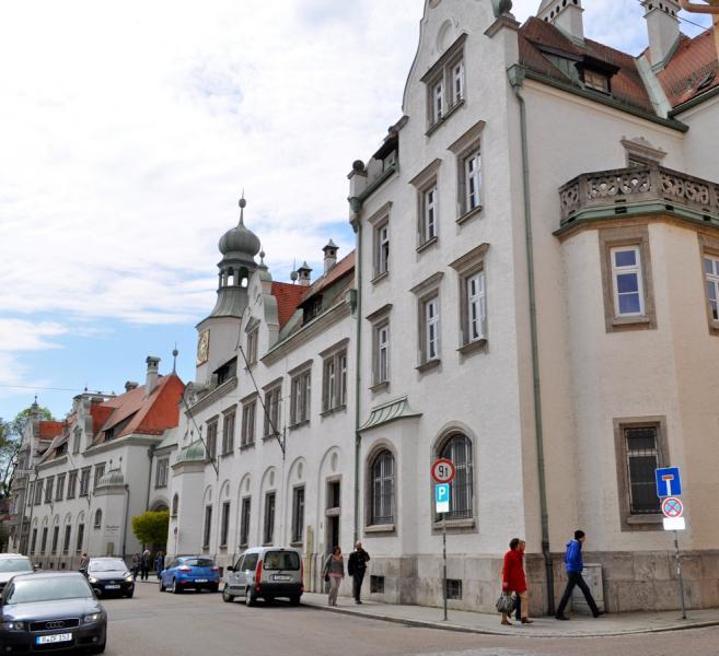 Gesslerheim Regensburg