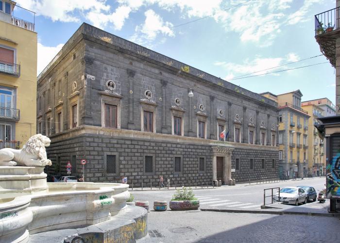 Facolt di architettura federico ii napoli for Facolta architettura palermo