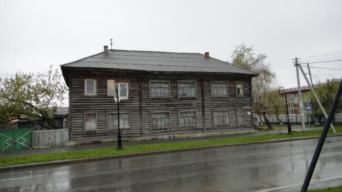 Дома в тобольске фото