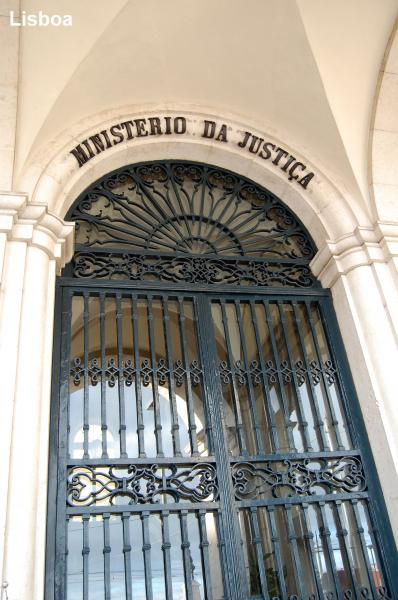 Resultado de imagem para Ministério da Justiça lisboa