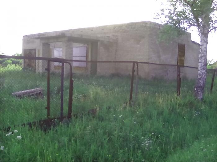 Деревенский клуб