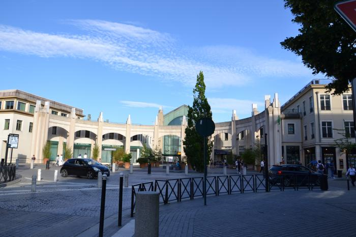 Centre commercial val d 39 europe - Torcy centre commercial ...