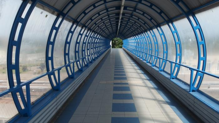 Харьковчане просят Кернеса построить надземный пешеходный переход