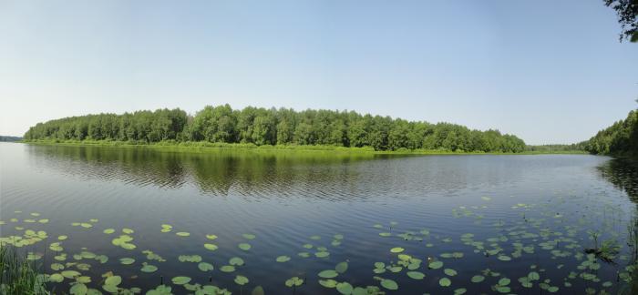 озеро черемисское рыбалка
