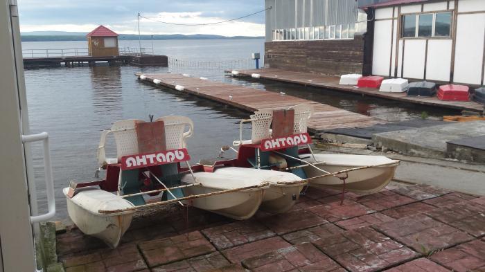 лодки каменск
