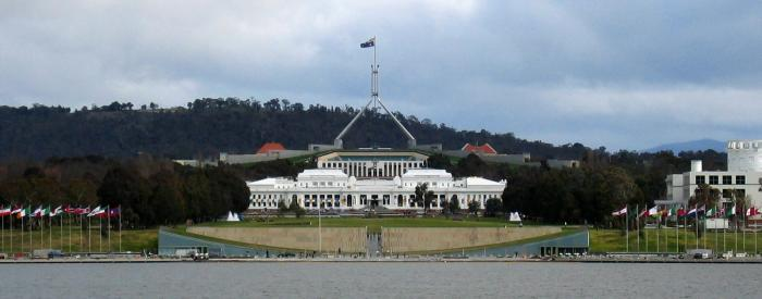 Car Parking Old Parliament House Canberra