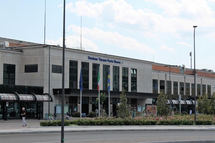 Stazione di verona porta nuova - Stazione verona porta nuova indirizzo ...