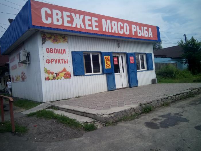 Г Петушки Магазины