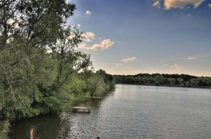 места для рыбалки в херсоне