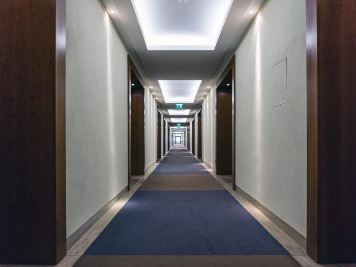 Arabella Hochhaus Sheraton Munich Arabellapark Hotel