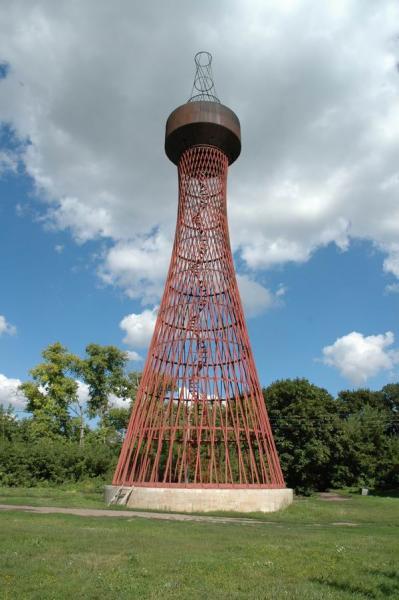 Водонапорная башня шухова липецкая область