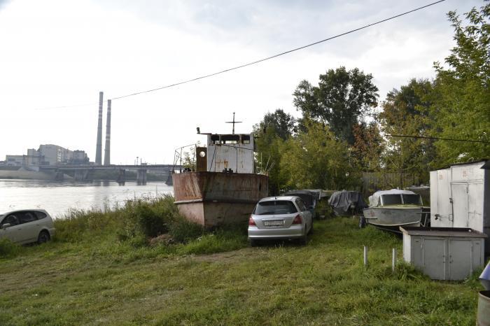 лодочная станция новосибирск цена