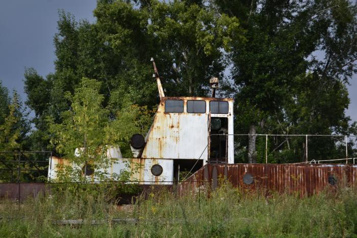 лодочная станция кемерово заречная