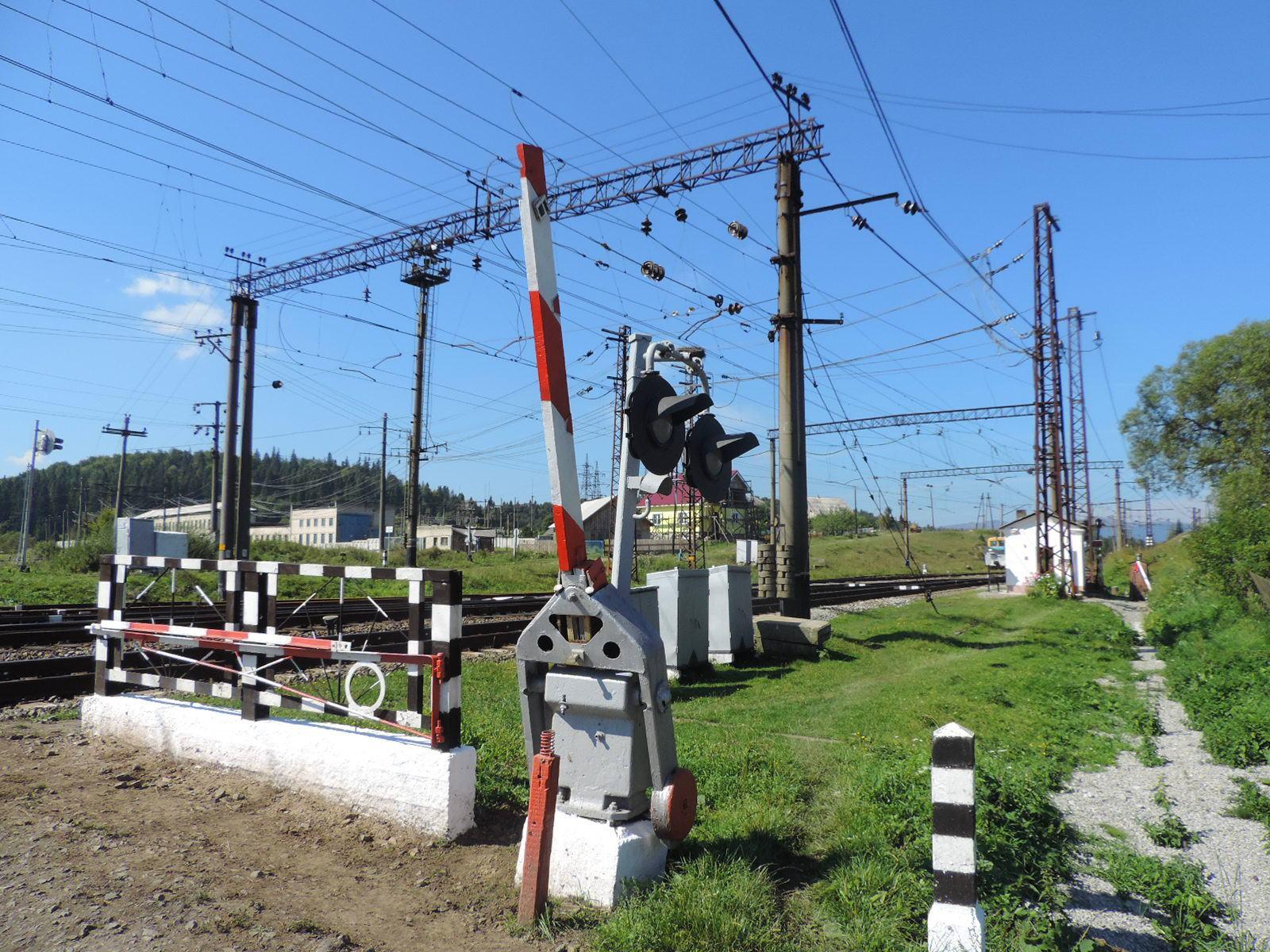 Railway Traction Substations 110 10 Kv Syanky Syanki Fenced Area Wiringdiagramoftractionsubstationfordummiesjpg