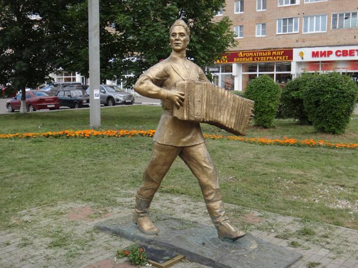 Памятник василию теркину орехово зуево цены на памятники в самаре у хозяина