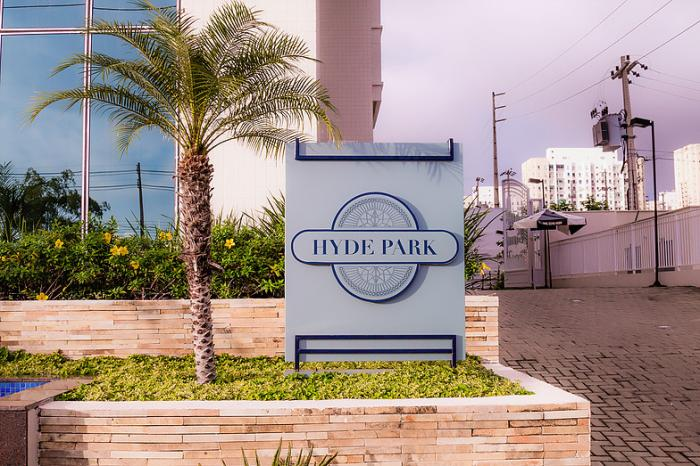 Patio Jardins Hyde Park Sao Luis