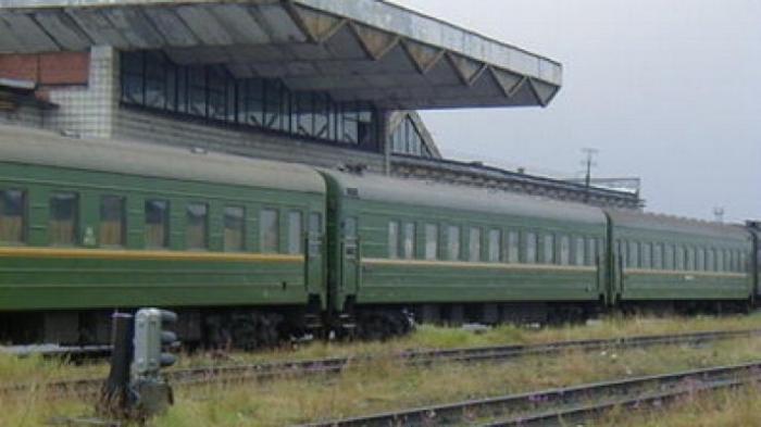поезд усинск нижний новгород время движения