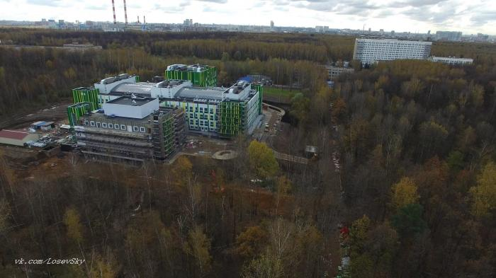 Больница 1 москва хирургическое отделение