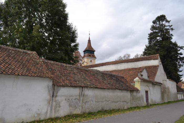 Biserica Evanghelică Fortificată - Vulcan