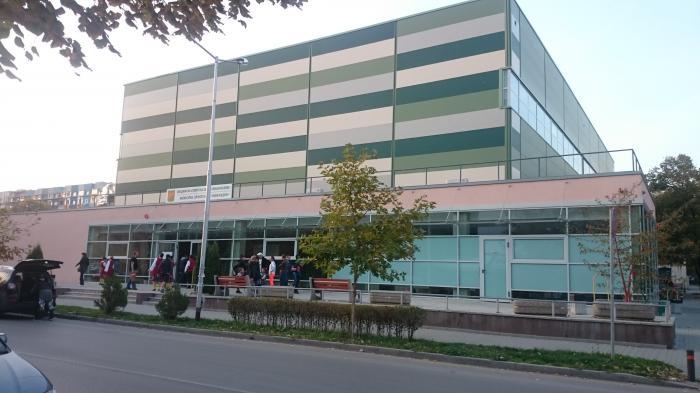 Общинска спортна зала Иван Вазов